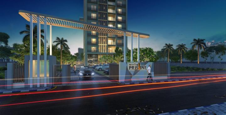 Brochure Image of 1168 Sq.ft 3 BHK Apartment for buy in Merlin Pristine, New Alipore for 11700000