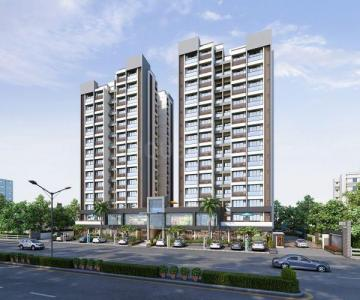 Gallery Cover Image of 1500 Sq.ft 3 BHK Apartment for rent in Shilaj for 18000