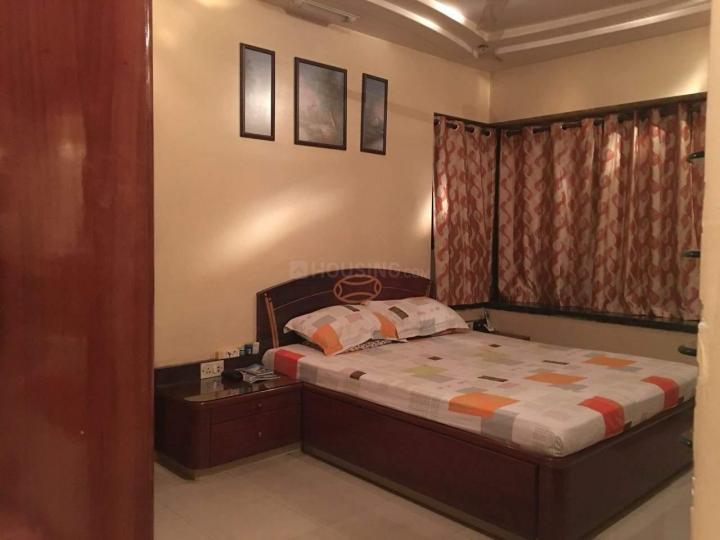 सायन में रमेश पीजी में बेडरूम की तस्वीर