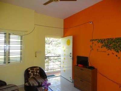 Gallery Cover Image of 550 Sq.ft 1 BHK Independent Floor for rent in Jayanagar for 14000