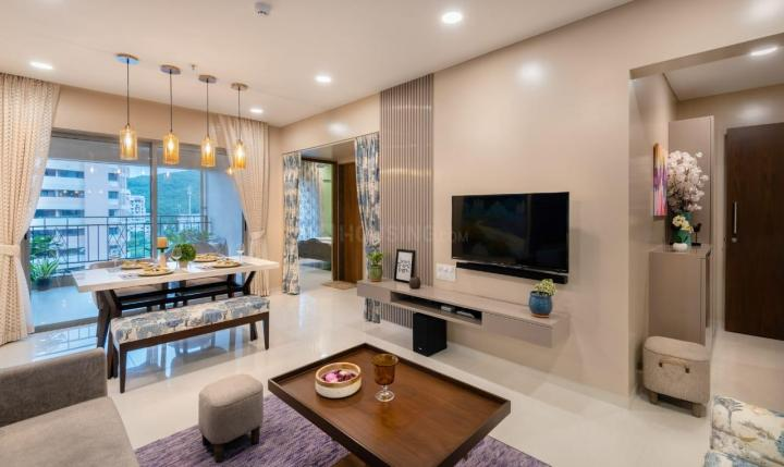Hall Image of 1526 Sq.ft 3 BHK Apartment for buy in Amar Serenity, Pashan for 12500000