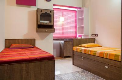 Bedroom Image of Kamath Nest in Byatarayanapura