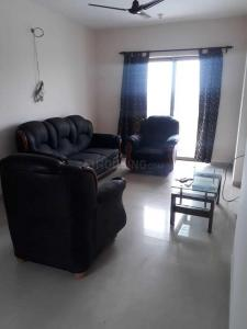Gallery Cover Image of 1365 Sq.ft 3 BHK Apartment for rent in TATA Eden Court Primo, New Town for 30000