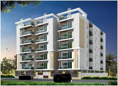 Gallery Cover Image of 1633 Sq.ft 3 BHK Apartment for buy in Toli Chowki for 7785200