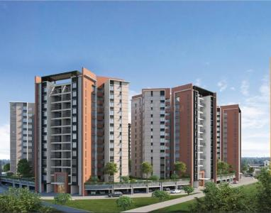 Gallery Cover Image of 1221 Sq.ft 2 BHK Apartment for buy in Wakad for 9000000
