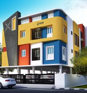 Gallery Cover Image of 1270 Sq.ft 3 BHK Apartment for buy in Tambaram for 7620000