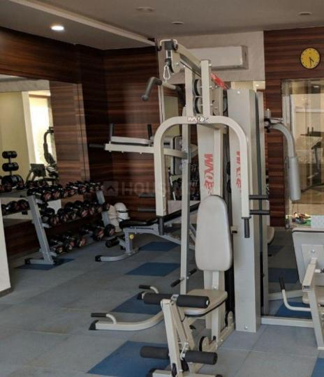 Gym Image of 1155 Sq.ft 2 BHK Apartment for rent in Goregaon East for 68000