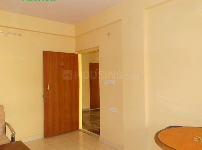 Living Room Image of 500 Sq.ft 1 RK Apartment for rent in Bendre Nagar for 12000