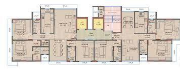Gallery Cover Image of 1652 Sq.ft 3 BHK Apartment for buy in Ekta Eros, Khar West for 65000000