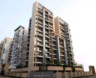 Gallery Cover Image of 1090 Sq.ft 2 BHK Apartment for rent in SM Majestic, Ulwe for 14000