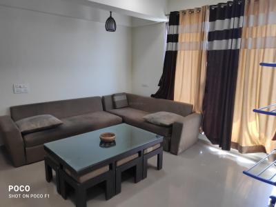 Gallery Cover Image of 1250 Sq.ft 2 BHK Apartment for rent in Varasiddhi Crosswinds, Bhandup West for 35000