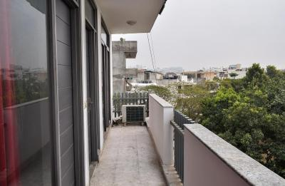 Balcony Image of PG 6231611 Sector 43 in Sushant Lok I