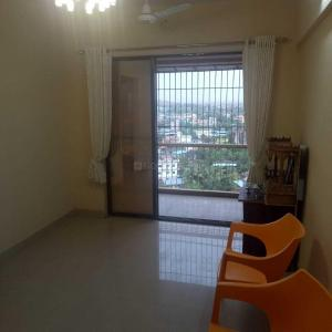 Gallery Cover Image of 550 Sq.ft 1 BHK Apartment for rent in Ulwe for 6500