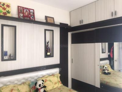 Gallery Cover Image of 1400 Sq.ft 3 BHK Apartment for rent in Balaji Casa Blanca , Whitefield for 30000