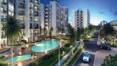 Gallery Cover Image of 560 Sq.ft 2 BHK Independent Floor for buy in Supertech Supernova, Sector 94 for 8100000