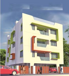 Gallery Cover Image of 948 Sq.ft 2 BHK Apartment for buy in KK Nagar for 10900000