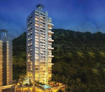 Gallery Cover Image of 1950 Sq.ft 3 BHK Apartment for buy in Concrete Sai Saakshaat, Kharghar for 19500000