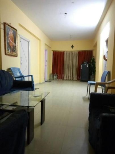 न्यू टाउन में होम्स एंड स्टे के लिविंग रूम की तस्वीर