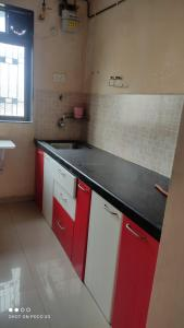 Gallery Cover Image of 700 Sq.ft 1 BHK Apartment for rent in Bhakti Park, Kasarvadavali, Thane West for 11000