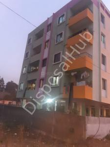 Gallery Cover Image of 677 Sq.ft 1 BHK Apartment for buy in Chunchale for 1377000