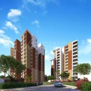 Gallery Cover Image of 1780 Sq.ft 3 BHK Apartment for buy in Bollineni Astra, Jakkur for 9800000