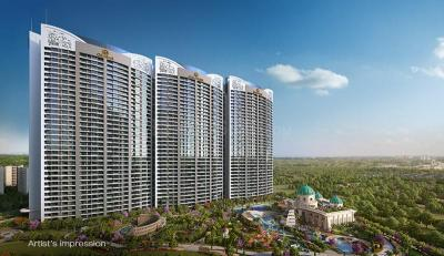 Gallery Cover Image of 1980 Sq.ft 3 BHK Apartment for buy in Paradise Sai World Empire, Kharghar for 16900000