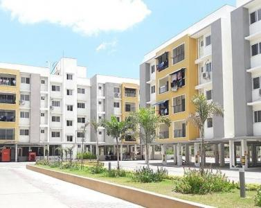 Gallery Cover Image of 625 Sq.ft 1 BHK Apartment for buy in Guduvancheri for 2300000