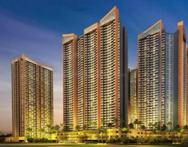 Gallery Cover Image of 1205 Sq.ft 2 BHK Apartment for buy in Arihant Aspire Phase I, Panvel for 8800000