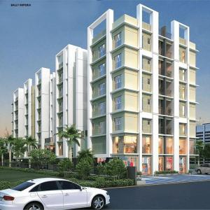 Gallery Cover Image of 1219 Sq.ft 3 BHK Apartment for buy in Bally for 3992225
