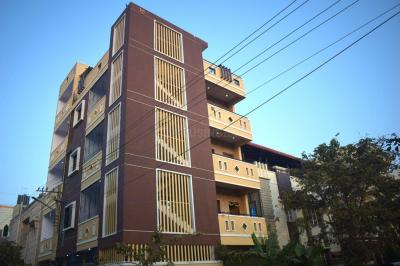 Gallery Cover Image of 1200 Sq.ft 2 BHK Independent Floor for rent in Vidyaranyapura for 17000