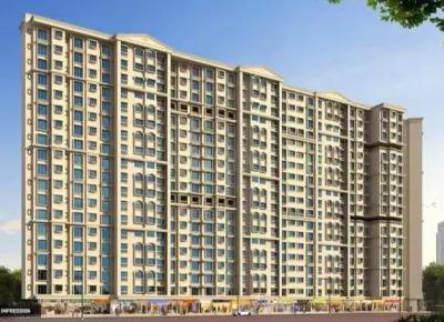 Gallery Cover Image of 650 Sq.ft 1 BHK Apartment for rent in Kanakia Sevens, Andheri East for 45000