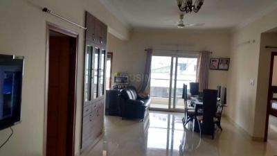 Gallery Cover Image of 1800 Sq.ft 3 BHK Apartment for buy in West Marredpally for 17000000