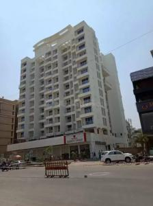 Gallery Cover Image of 725 Sq.ft 1 BHK Apartment for rent in Radiant Solitaire, Ulwe for 10000
