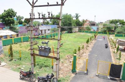 Gallery Cover Image of  Sq.ft Residential Plot for buy in Poonamallee for 1946500