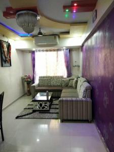 Gallery Cover Image of 1210 Sq.ft 3 BHK Apartment for rent in Kharghar for 20000