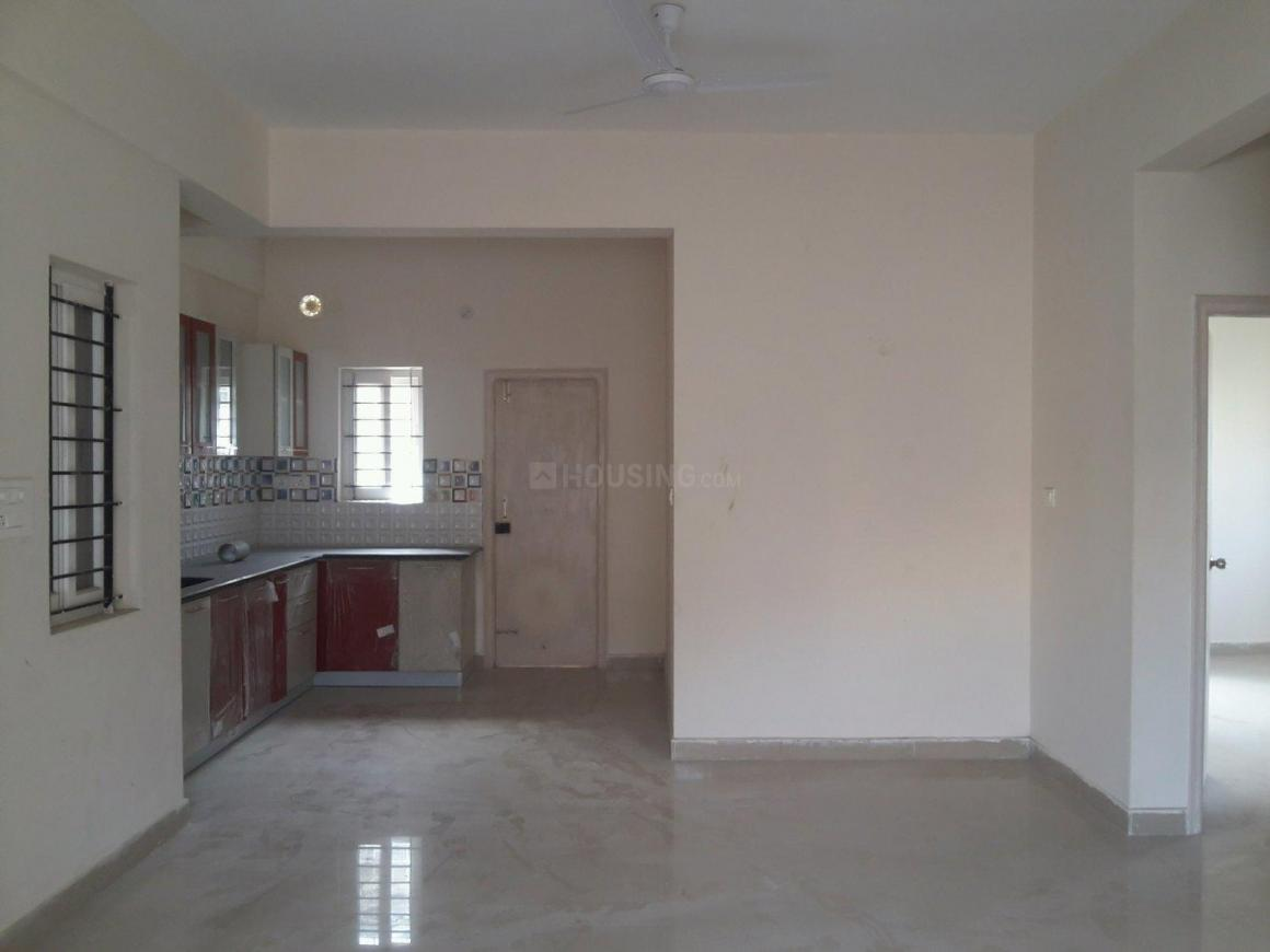 Living Room Image of 950 Sq.ft 2 BHK Apartment for rent in Horamavu for 18500