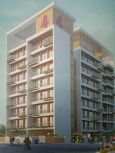 Gallery Cover Image of 1025 Sq.ft 1 BHK Apartment for rent in Pride Chamunda Avenue, Ghansoli for 20000