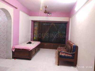 Gallery Cover Image of 710 Sq.ft 1 BHK Apartment for rent in Airoli for 24500