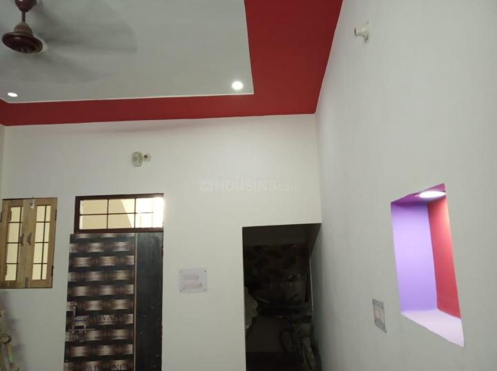 Living Room Image of 765 Sq.ft 3 BHK Independent Floor for rent in Siraspur for 6000