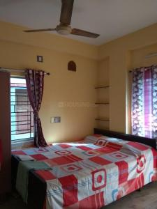 Gallery Cover Image of 716 Sq.ft 1 BHK Apartment for rent in South Dum Dum for 10500