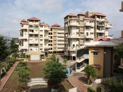 Gallery Cover Image of 1000 Sq.ft 2 BHK Apartment for rent in Hadapsar for 12000