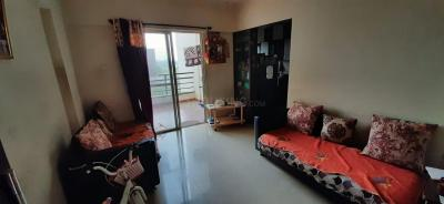 Gallery Cover Image of 960 Sq.ft 2 BHK Apartment for rent in Jalan Aura County C D, Wagholi for 15000