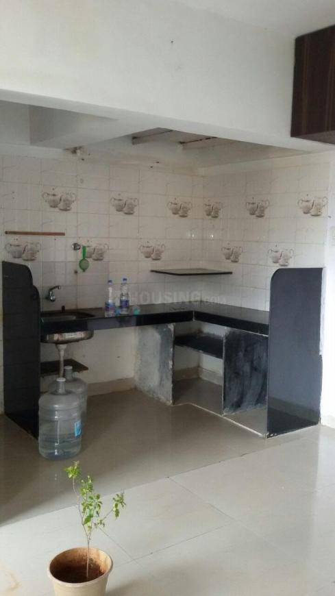 Kitchen Image of 340 Sq.ft 1 RK Apartment for rent in Goregaon East for 13000