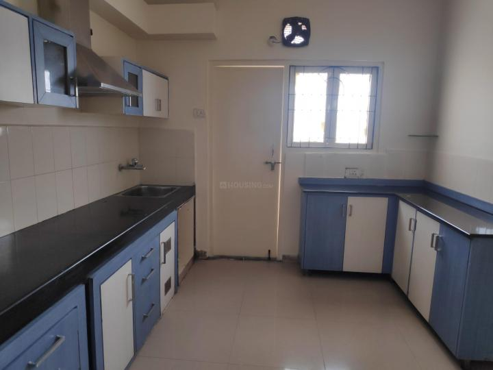Kitchen Image of 2000 Sq.ft 3 BHK Apartment for buy in Punjagutta for 14000000