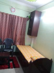 Gallery Cover Image of 240 Sq.ft 1 RK Independent Floor for rent in New Town for 10500