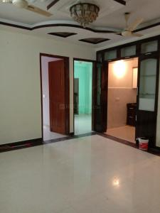 Gallery Cover Image of 800 Sq.ft 2 BHK Independent Floor for rent in Bharat Vihar for 18000