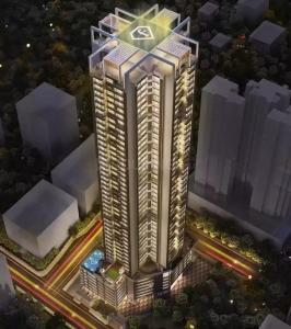 Gallery Cover Image of 1205 Sq.ft 2 BHK Apartment for buy in F Residences, Malad East for 16000000
