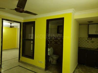Gallery Cover Image of 500 Sq.ft 1 BHK Apartment for rent in Maestro Infra Tech Hargovind Enclave, Chhattarpur for 7000