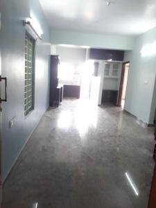 Gallery Cover Image of 700 Sq.ft 1 BHK Independent House for rent in Murugeshpalya for 14000