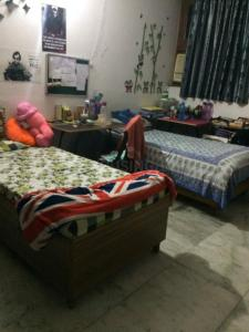 Bedroom Image of PG 6307824 Kamla Nagar in Kamla Nagar